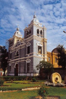 Iglesia de Huánuco