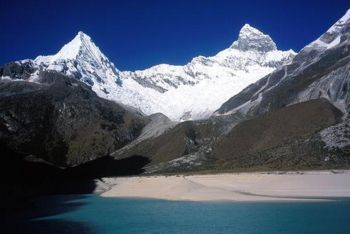 Huascaran nevado