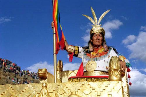 Inti Raymi, la fiesta del sol