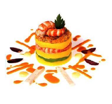 Causa gastronomia peru