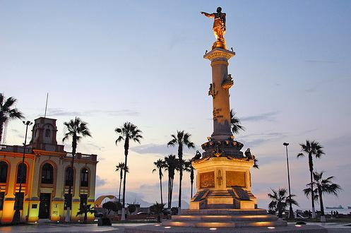 Callao en Peru