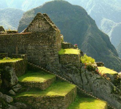 Visita al Machu Picchu
