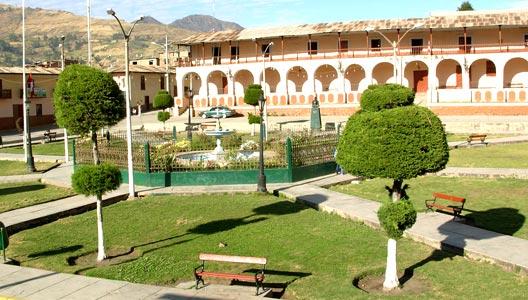 Canta, provincia de Peru