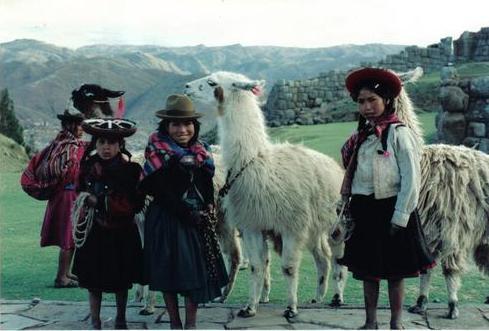 Visitando Peru
