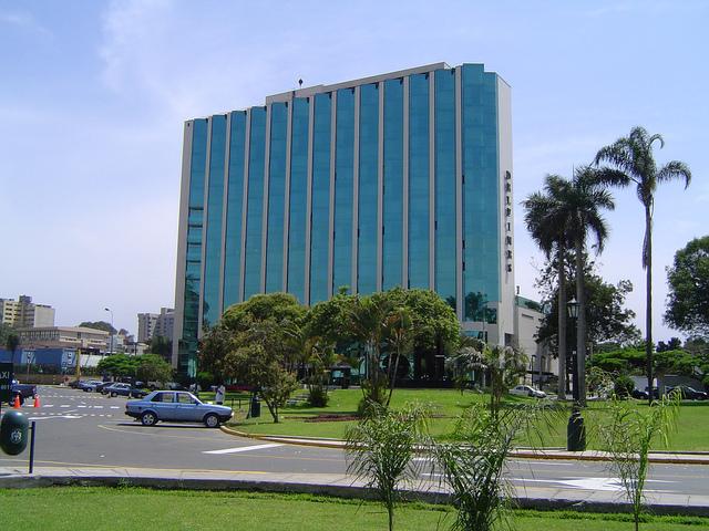 Hotel Los Delfines, en Lima