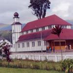 Oxapampa, fusión europea y peruana