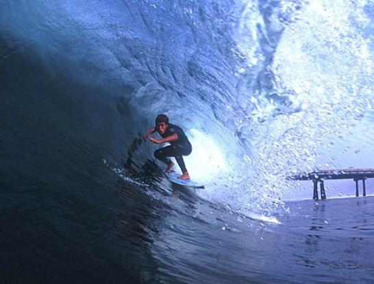 Surfear en Peru