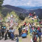 Las cruces de Porcón, en Cajamarca