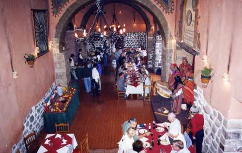 El Truco, comer en Cuzco