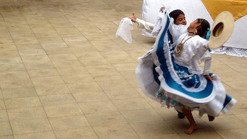 Marinera, baile peruano