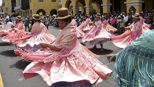 Fiestas de la Virgen de la Candelaria