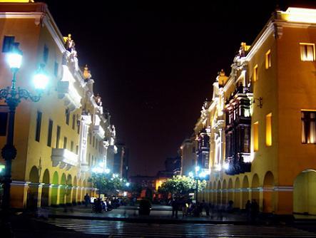 Practicar ciclismo en Lima
