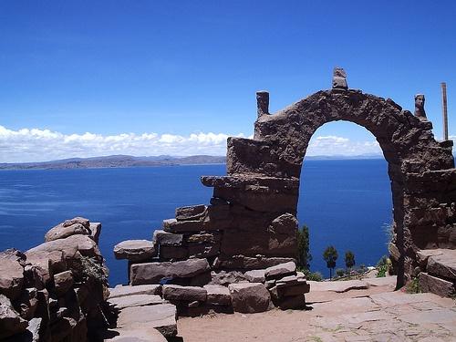 Reserva del Lago Titicaca