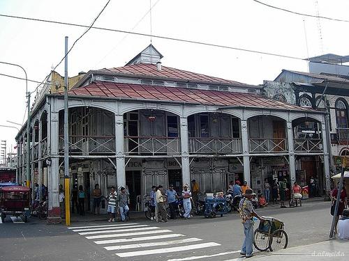 Casa Eiffel, Iquitos