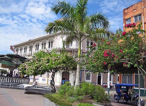 Arquitectura Iquitos