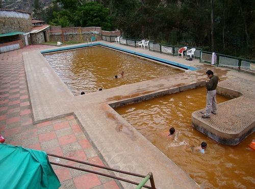 Aguas Termales Monterrey