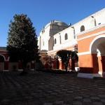 Santa Catalina, ciudad dentro de Arequipa