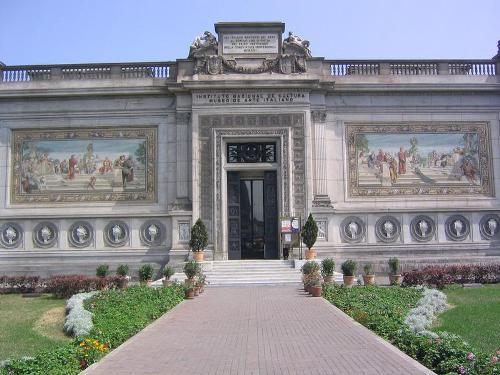 Museo de arte italiano lima