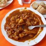 Picante a la Tacneña, plato de Tacna
