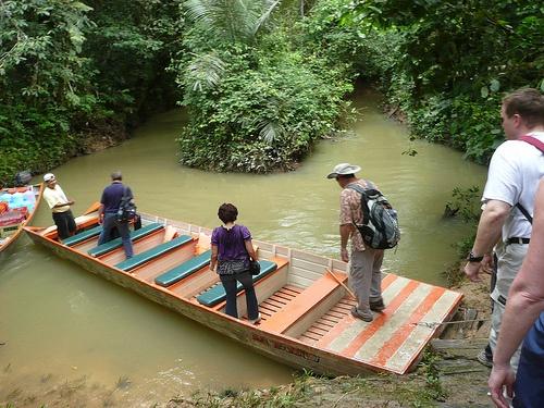 Botes Amazonas