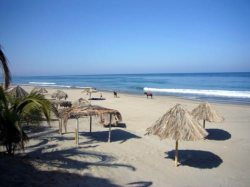 Playas de Mancora, Piura