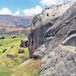 Quillarumiyoc, las ruinas incas de la luna