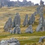 Huayllay y su curioso Bosque de Piedras