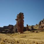 El Cañón de Tinajani en Puno