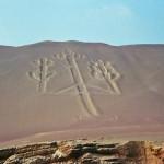 El Candelabro de Paracas, misterios del Perú