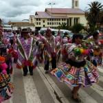El Carnaval de San Pablo, en la región de Cuzco
