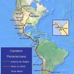 La carretera Panamericana Norte en Perú