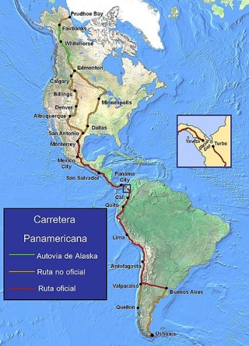 Carretera Panamericana Norte