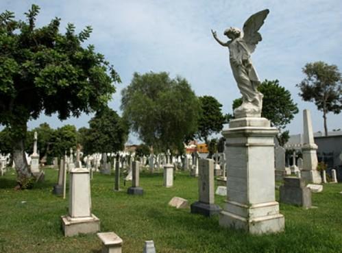 Cementerio Britanico de Bellavista