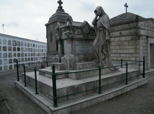 Cementerio Presbitero Matias Maestro