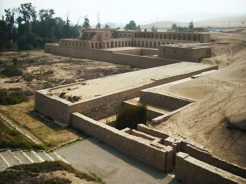 Centro ceremonial Pachamac
