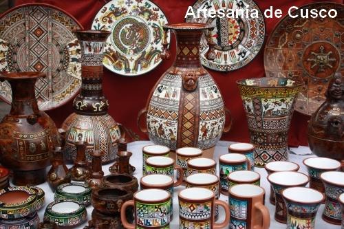 De compras en cuzco for Ceramica artesanal peru