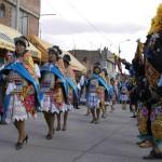 La chonguinada, baile típico de Perú