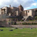 El convento de Santo Domingo en Cusco