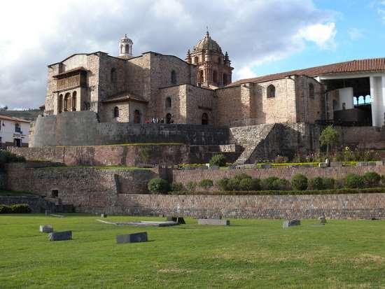 Convento de Santo Domingo en Cusco