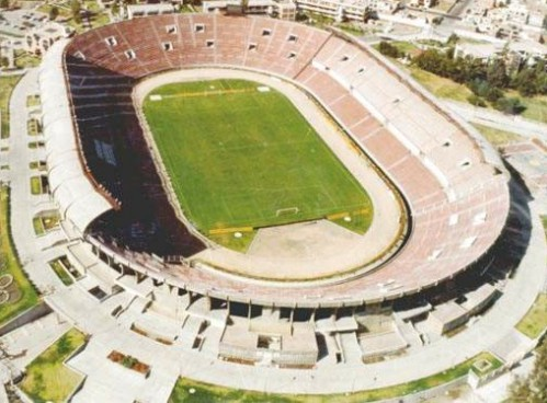 Estadio Monumental de la UNSA