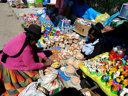 Feria Artesanal de Huancayo