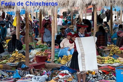 Feria de Chincheros