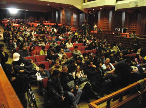 Festival Internacional de Cortometrajes en Peru
