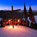 Festividad de Qoyllorit'i, intensa peregrinación en las sierras