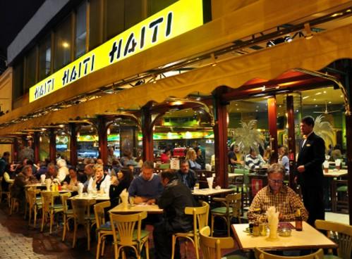Restaurante Haiti en Miraflores