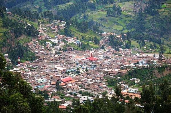 Huari en Peru