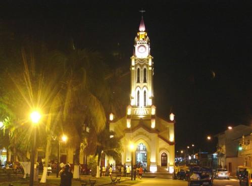 Iglesia Matriz en Iquitos