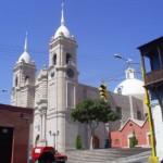 Iglesia de Santo Domingo, catedral de Moquegua