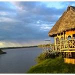 El Lago Rimachi en la Amazonía peruana