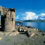 La Laguna de Umayo, cerca de Puno